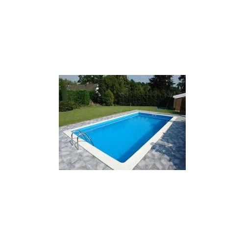 Achensee - rektangulær pool 3,50 x 7,00 x 1,5m