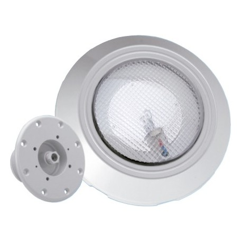 Flad Halogen Lampe 12v-100w
