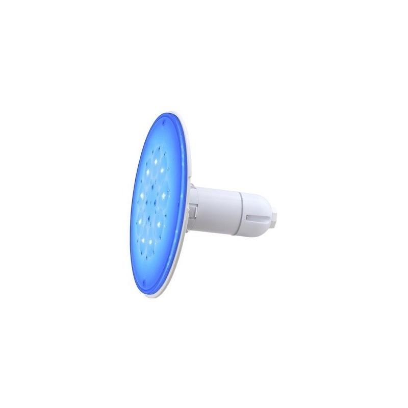 Soft blå LED pool lys 60W