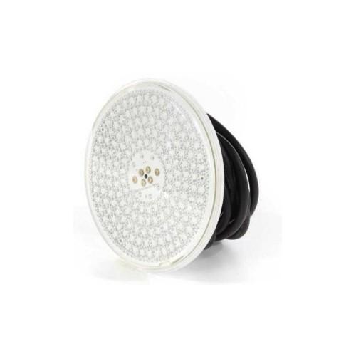 Ultra tynd, hvid LED lampe. 50W.