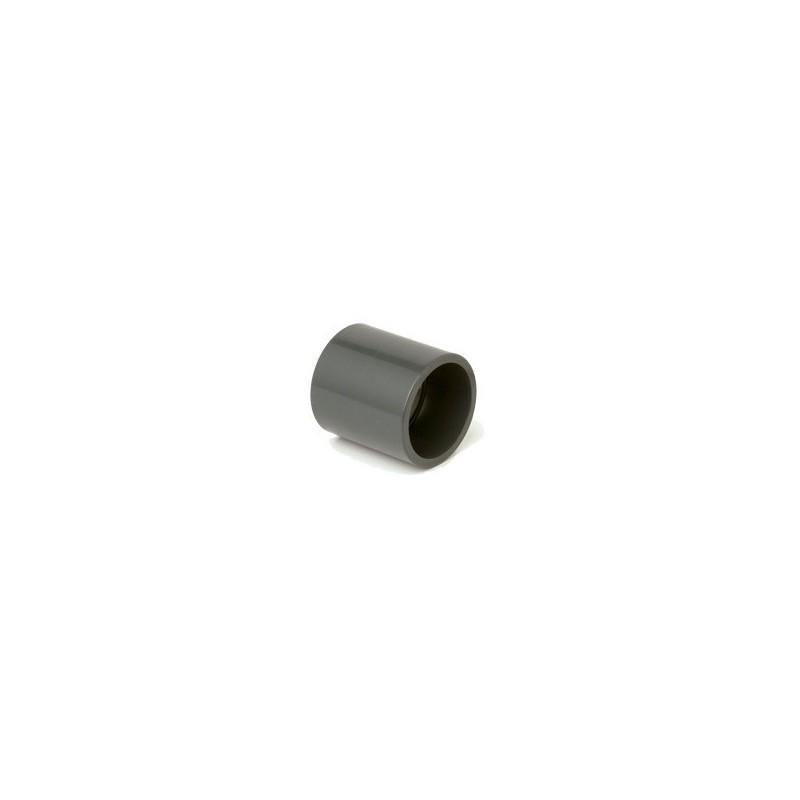 Muffe 12mm PVC