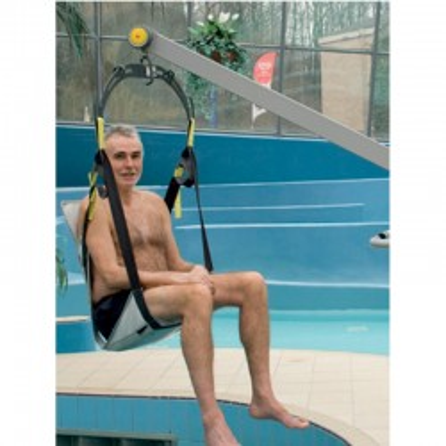 Handicap lift, Pro Pool 204kg.