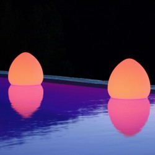 Flydende Cocoon LED lampe 29 x 330cm