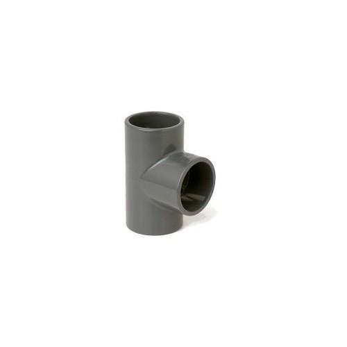 Tee 16mm PVC 90grader