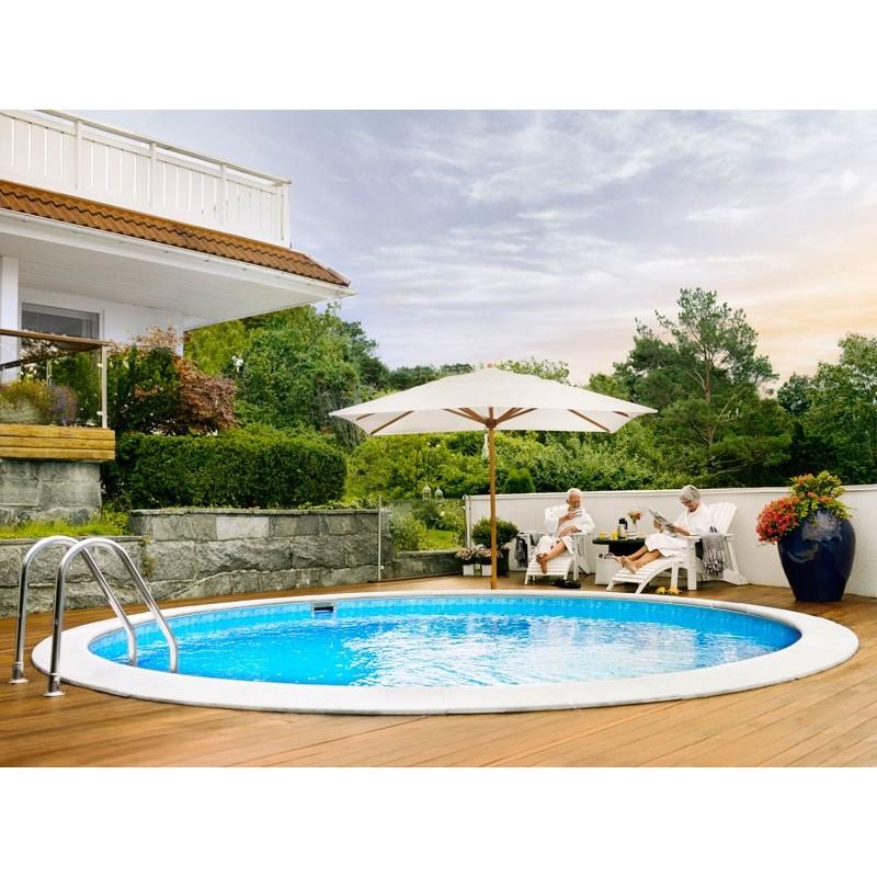 Aqua Rund pool ø3.5 m