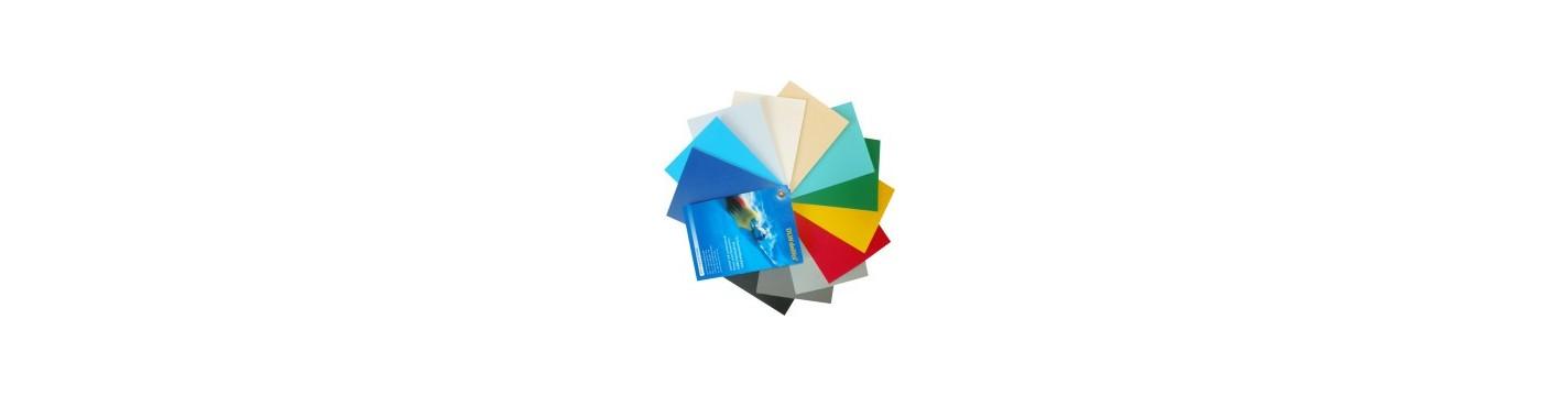 Folie - Liner farver