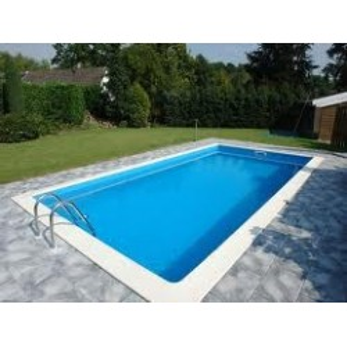 Achensee - rektangulær pool 3,00 x 6,00 x 1,5m