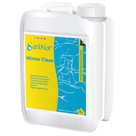 Saniklar Winter Clean  3 liter