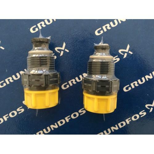 Tryk og Sug ventiler Grundfos DDA 7,5l.