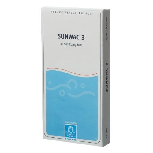 Sunwac 3 - 8 stk.