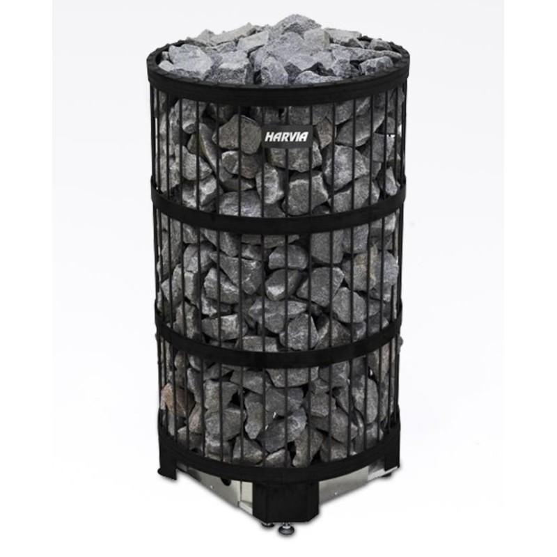 Sauna Ovn, Vega Lux, Harvia 4,5kW