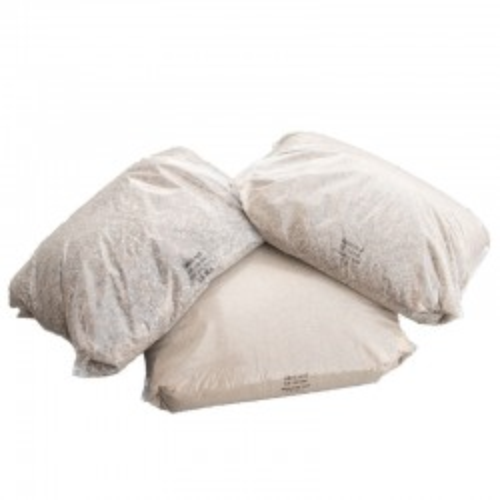 Filter sand, 25 kg, 3 typer