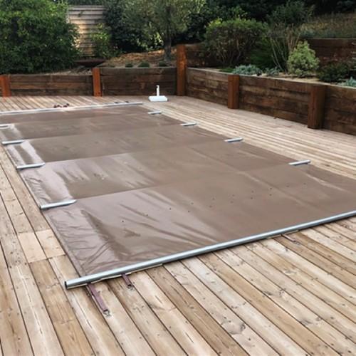 Capella Pool cover - sommer og vinter