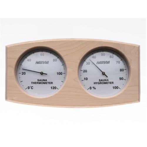 Sauna thermo/hygrometer