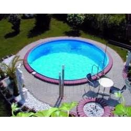 Milano - rund pool Ø3,50m. 1,2m dyb
