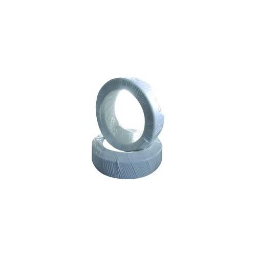 Flex slange 20mm. hvid eller grå PVC 25m