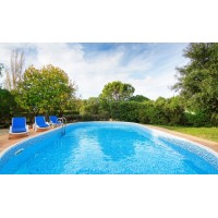 Toscana - Oval pool. 1,5m dyb. 0,8mm liner