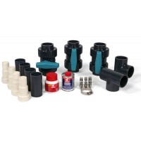 Spare parts for pool